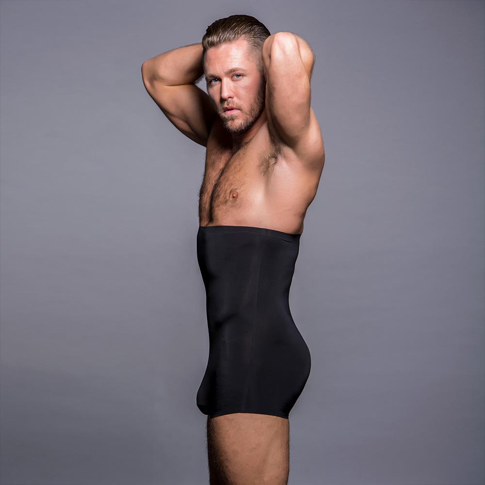 Andrew Christian Active Slim Tagless Body Shaper 90181 Black