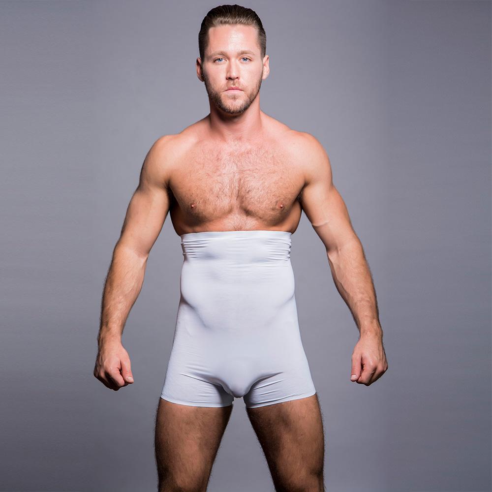 Andrew Christian Active Slim Tagless Body Shaper 90181 White
