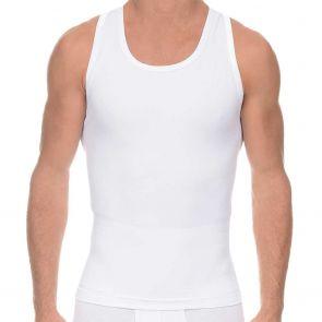 2xist Shapewear Form Tank 4506 White