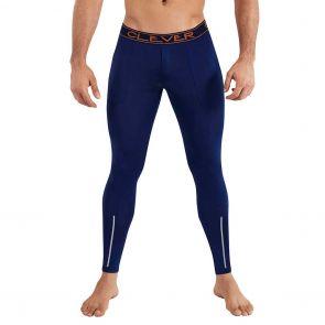 Clever Newport Long Pant 032008 Dark Blue