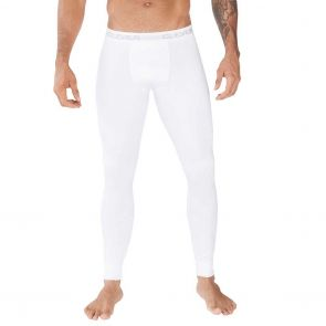 Clever Visual Long Johns 037301 White