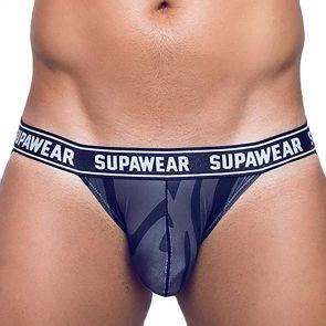 Supawear POW Jockstrap Underwear U91PO Black Beast
