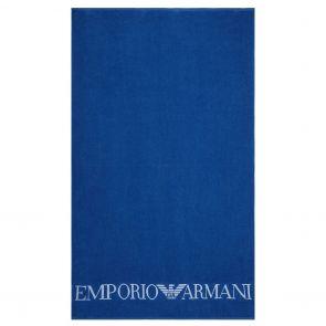 Emporio Armani Loungewear Towel 110800 8P591 Cielo