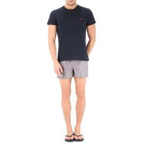 Emporio Armani Pajama Set 111339 6P576 11235 Blue