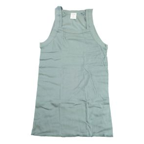 CIN2 Hummer Square Neck Tank Stone Grey