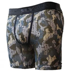 Sly Stealth Mode Boxer Brief BUPSTM Camo