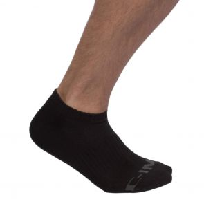 C-in2 Low No Show Socks 3-Pack 2000 Black