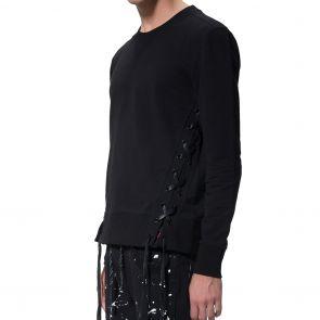 LEVEL Storm Unisex Sweatshirt L2118 Black