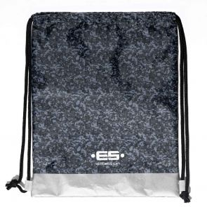 ES Collection Reversible Camo Backpack AC074 Charcoal