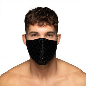 ES Collection Dystopia Mask AC122 Black
