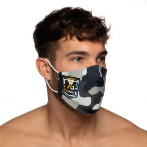 Addicted Camo Shield AD Face Mask AC127 Camouflage 17 MOD