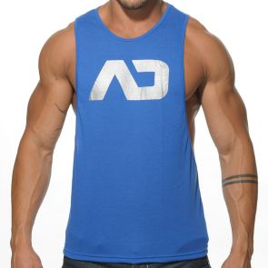 Addicted AD Low Rider Tank Top AD043 Royal Blue