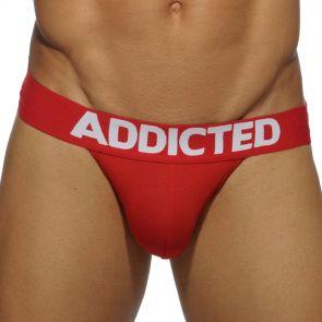 Addicted My Basic Jock AD469 Red