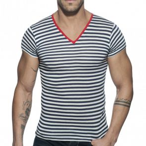 Addicted Sailor T-Shirt AD587 Red