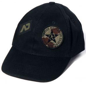 Addicted Army Cap AD687 Black