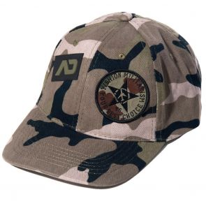 Addicted Army Cap AD687 Camouflage