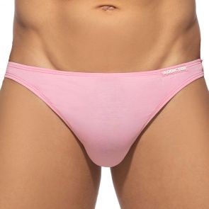 Addicted Cotton Thong AD986 Baby Pink