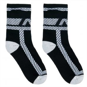 Addicted Pocket Fetish Socks ADF108 White