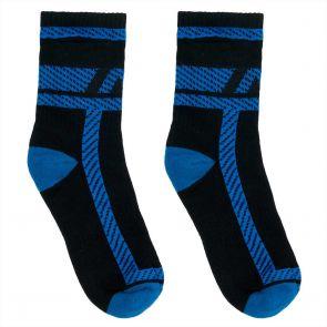 Addicted Pocket Fetish Socks ADF108 Royal Blue