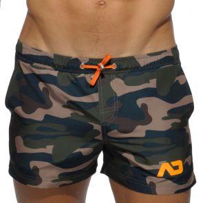 Addicted Swim Short ADS096 Camouflage