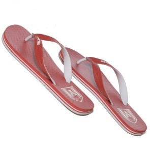 Addicted Two Tone Flip Flops Thongs AFF01 Red