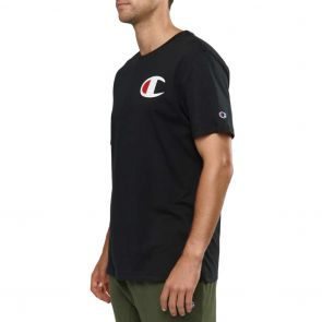 Champion C Logo Tee AY68N Black