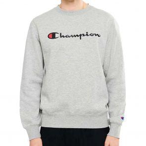 Champion Script Crew AY77N Grey