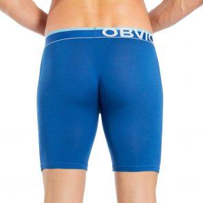 Obviously EveryMan Boxer Brief 9 Inch Leg B01 Blue