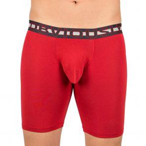 Obviously EveryMan Boxer Brief 6 Inch Leg B09 Chili Red