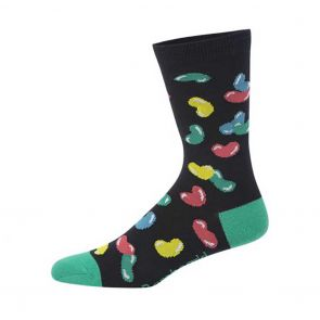 Bamboozld Mens Jelly Beanz Sock BBW20JELLYB Navy