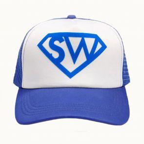 Supawear Supa-Man Cap C10SMBU Blue