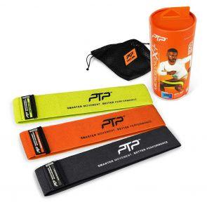 PTP MicroBand X Plus Pack CMB 6 Lime/Orange/Black