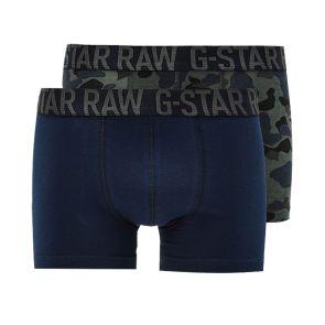G-Star Zabuq Sport Trunks 2-Pack D02112 2058 6379 Night / Sapphire Blue