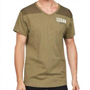 G-Star Raw Graphic 17 Loose T-Shirt D14672 Sage