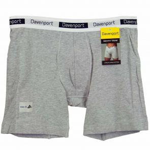 Davenport Bodyfit Trunk DAV004 Grey