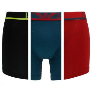 Emporio Armani Boxer Brief 3-Pack 110869 6P712 38520 Assorted