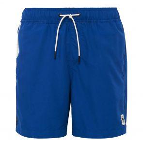 G-Star Raw Dirik Swim Shorts AW D13242 Hudson Blue