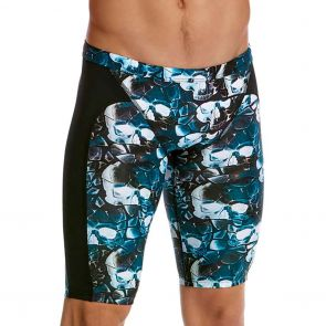 Funky Trunks Training Swim Jammer FT37M Bone Head