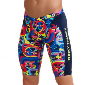 Funky Trunks Men's Training Swim Jammer FT37M Organica