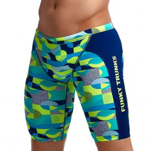 Funky Trunks Training Swim Jammer FT37M Sand Storm