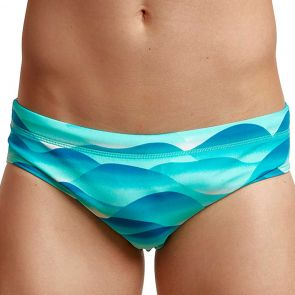 Funky Trunks Eco Classic Briefs FTS006M Storm Shooter