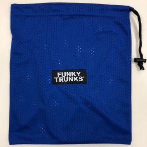 Funky Trunks Large Mesh Bag FTLMB Blue