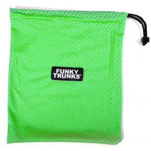 Funky Trunks Large Mesh Bag FTLMB Green