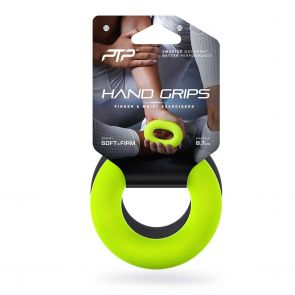 PTP Hand Grip Loops HG COMBO Black/Lime