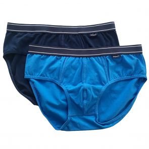 Coast Ned Brief 2-Pack Cobalt/Navy