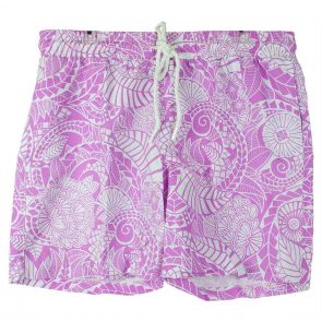 Nookie Beach Island Life Boardies NBS10923 Musk