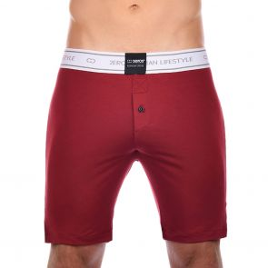 2EROS Core Series 2 Lounge Shorts LS1020 Cabernet