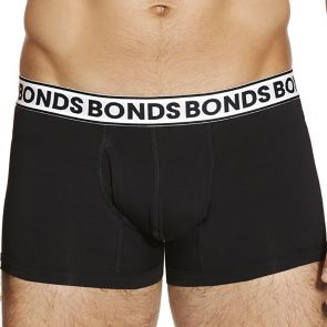 Bonds Fit Trunk M333 Black