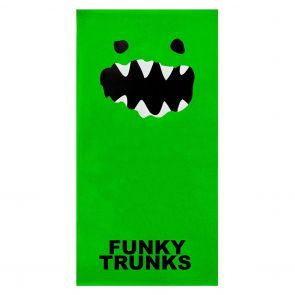 Funky Trunks Cotton Large Towel FT900 Mad Monster
