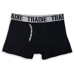 Tradie Man Front Trunk MJ1621SK Black and White